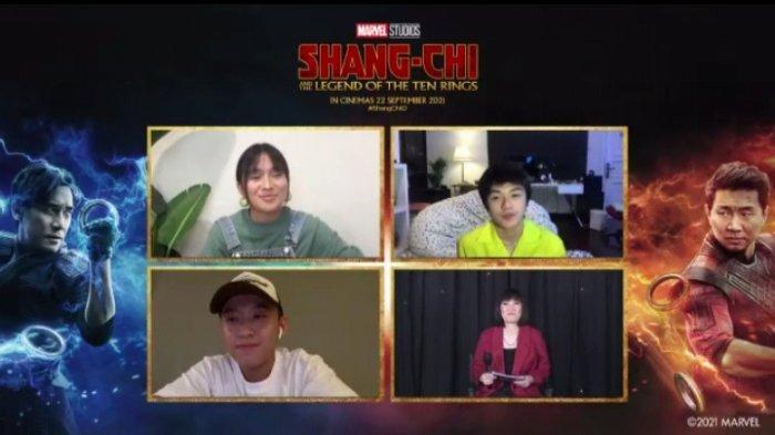 Cerita Kolaborasi Rich Brian, Niki, dan Warren Hue Shang-Chi and The Legend of The Ten Rings