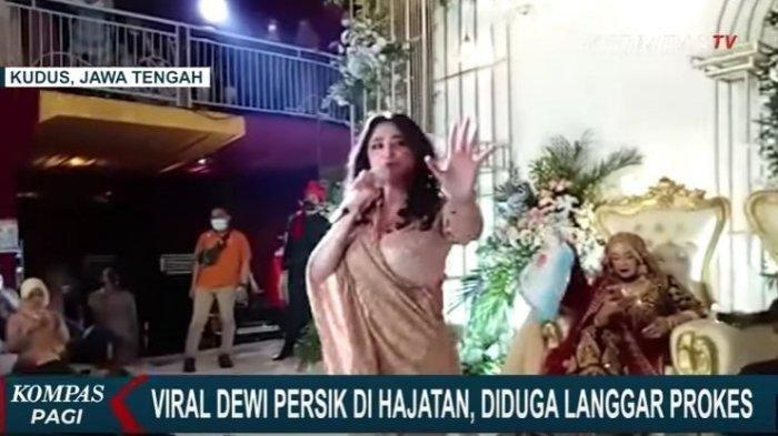 Dewi Perssik Belum Siap Klarifikasi Ke Kudus Soal Dugaan Langgar Prokes, Akan Kirim Video Saja
