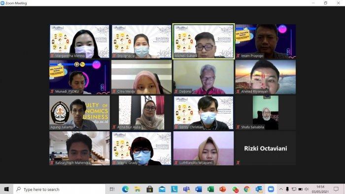 Menilik Proses Magang Online Mahasiswa di Masa Pandemi, Tetap Pertahankan Protokol Kesehatan