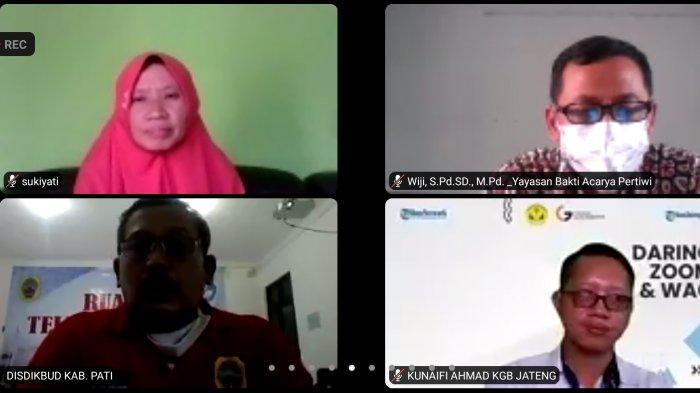 Hadi Sebut Workshop Penulisan Artikel Ilmiah Tribun Jateng Bisa Tingkatkan Mutu SDM Guru
