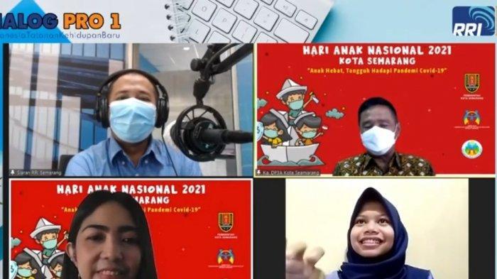578 Anak di Kota Semarang Terpapar Covid-19 5 Meninggal, Orangtua Ini yang Harus Dilakukan