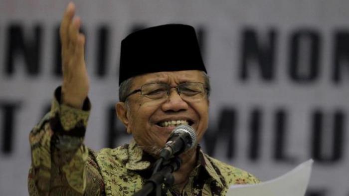 Puisi Dengan Puisi Aku - Taufiq Ismail