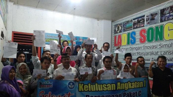 Kiprah TBM Sakila Kerti Terminal Kota Tegal, Bercita-Cita Bisa Dirikan Universitas Terbuka