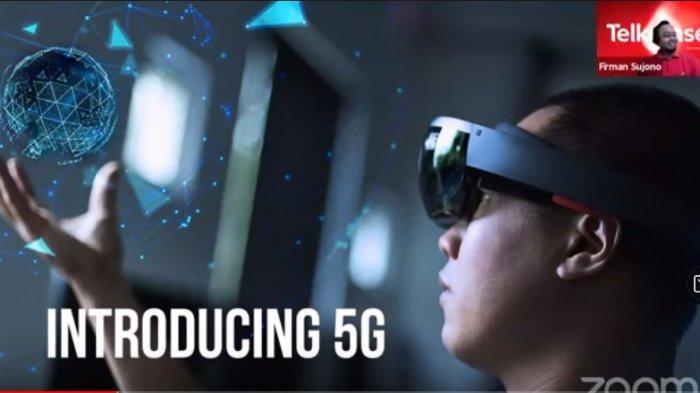 Teknik Elektro Unsoed Purwokerto Ulas Teknologi 5G dalam Webinar