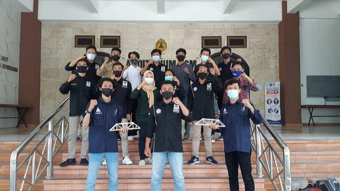 Mahasiswa Teknik Sipil USM Semarang Raih Juara Lomba Jembatan Balsa Tingkat Nasional
