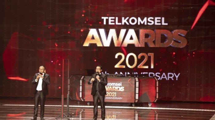 Bersamaan dengan pembaharuan identitas perusahaan, Telkomsel juga mengumumkan para pemenang Telkomsel Awards 2021