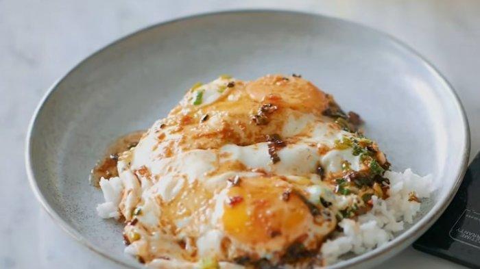 Resep Telur Ceplok Pontianak Viral, Cocok untuk Menu Sahur
