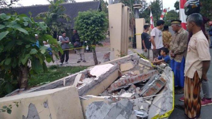 Berita Duka, Seorang Siswa SDN Pakintelan 01 Semarang Meninggal Dunia Tertimpa Tembok Sekolah