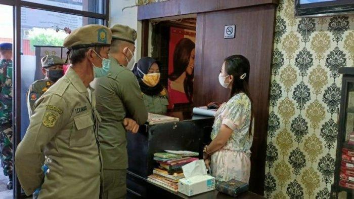 Masih Buka Saat PPKM Darurat, 5 Salon & Spa di Yogyakarta Disegel Aparat