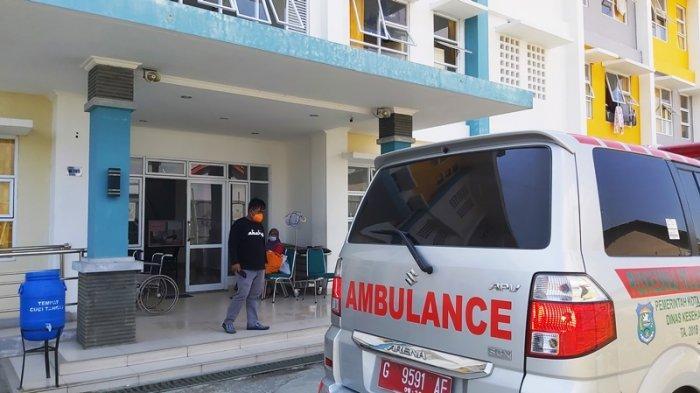 Satgas Covid-19 Tegal Jemput Satu Keluarga yang Terkonfirmasi Positif, Langsung Isolasi di Rusunawa
