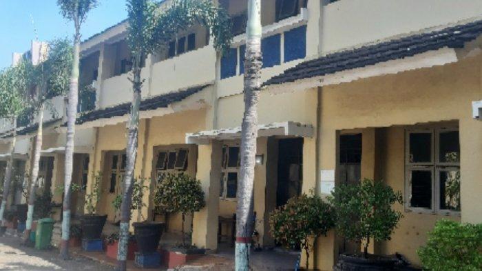 40 Pasien Covid-19 Jalani Isolasi Mandiri di BLK Pecangaan Jepara