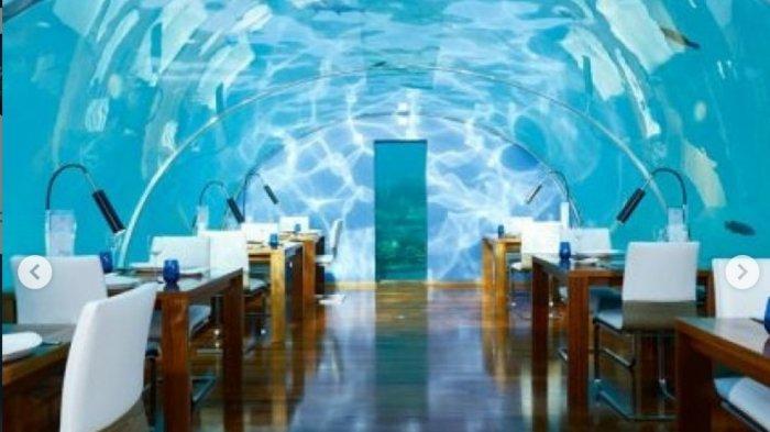 tempat makan di Hotel Deep Lovers
