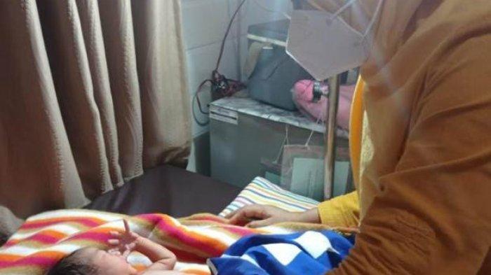 Belasan Warga Semarang Ingin Adopsi Bayi Perempuan Dibuang dalam Kardus Sepatu, Kondisinya Sehat