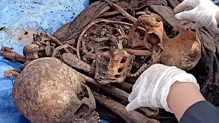 Kronologi Detik-detik Penemuan Kerangka Manusia Bercincin di Wonogiri