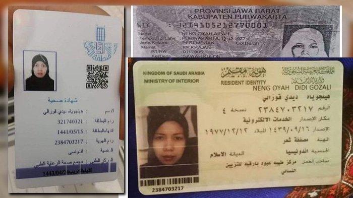 Derita TKI Neng Oyah Aipah Disiksa Majikan di Arab Saudi, TKW Itu Meronta Ingin Pulang