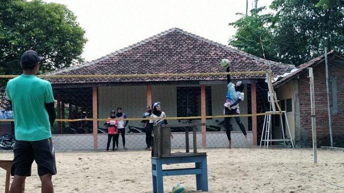 Latihan Siang Hari Demi PON, Atlet Voli Pantai Asal Kudus Bersiap Hadapi Cuaca 40 Derajat di Papua
