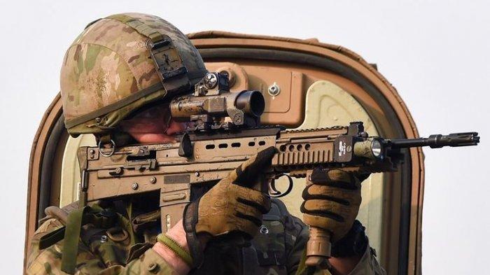 4 Tentara Inggris Terinfeksi Covid-19 Dilarikan ke Rumah Sakit Kenya