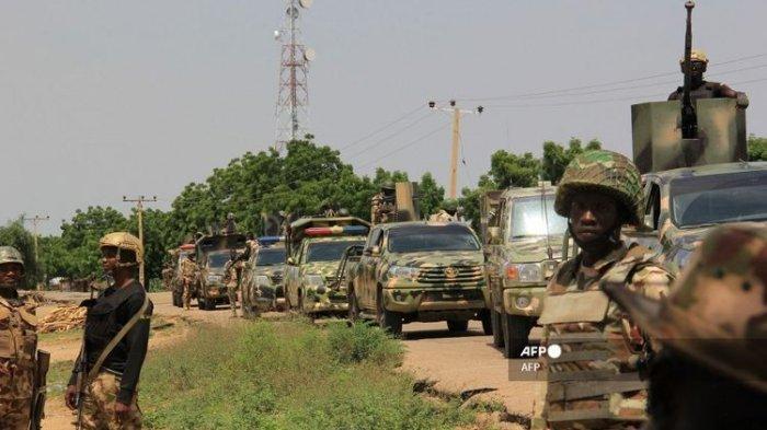 Pangkalan Militer Nigeria Diserang Kelompok Afiliasi ISIS