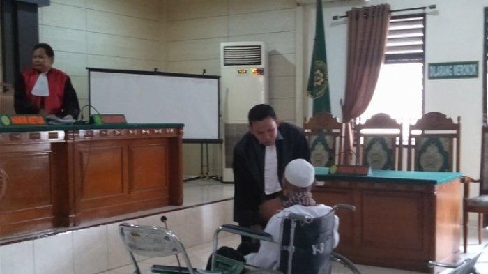 Sidang Penggelapan Rumah Sakit Islam Surakarta, Pelaku Jual Dump Truk Untuk Bayar THR Karyawan