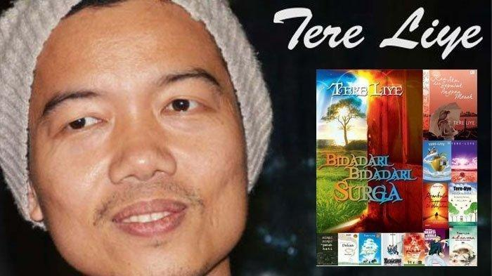 Tere Liye Murka,  Biarkan Buku Ciptaannya Dibajak dan Dijual Rp 20 Ribu