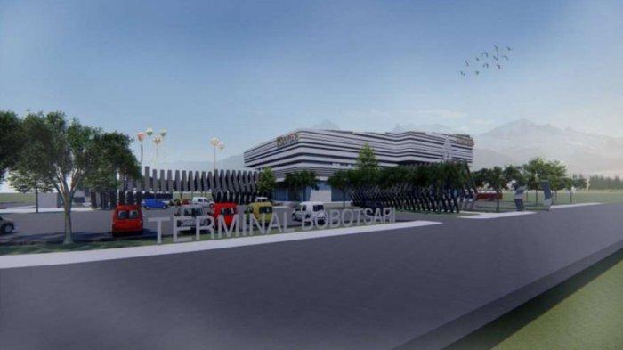 Penampakan Desain Terminal Bobotsari Purbalingga, Anggaran Capai Rp 40 Miliar