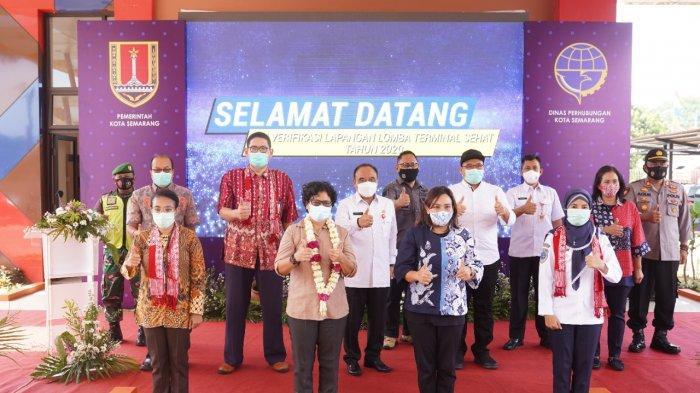 Terminal Gunungpati Semarang Masuk Nominasi Terminal Sehat Tingkat Nasional