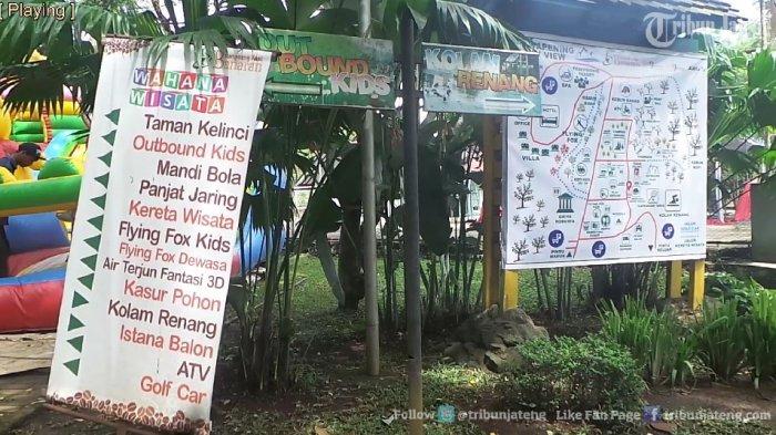 TERNYATA Wahana Wisata Keluarga di Kampoeng Kopi Banaran Sangat Lengkap, Ini Videonya