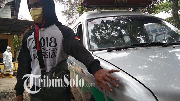 Mobil Ambulans Pembawa Jenazah Pasien Corona Kembali Dilempar Batu di Klaten, Ini Kronologinya