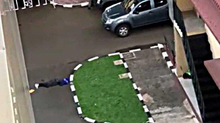 BREAKING NEWS: Mabes Polri Diserang Orang Misterius