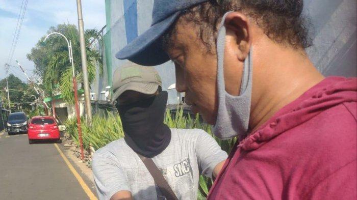 Polisi Tangkap Suami Istri Celingukan di Gapura Jalan Menoreh Semarang, Ternyata Ambil Pesanan Sabu