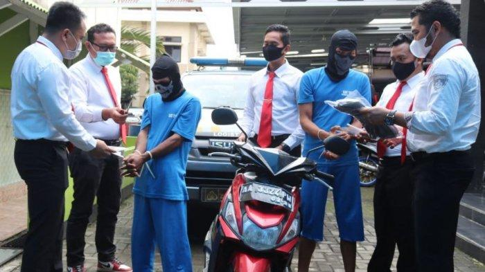 Kunci Tak Dicabut, Yamaha Mio Warga Gentansari Banjarnegara Digondol Maling