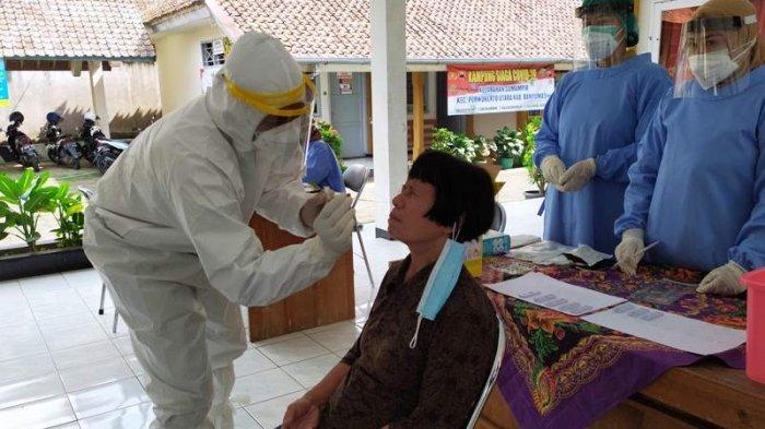 Hasil Akhir Rapid Antigen Massal di Banyumas, 48 Komorbid Positif Covid-19