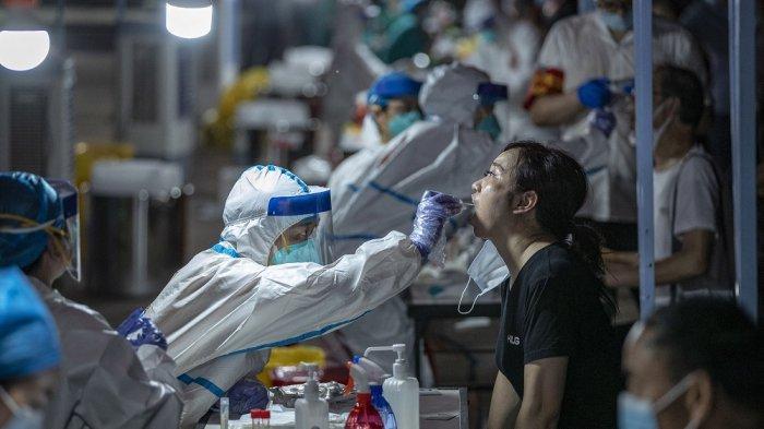 Pemerintah Kota Wuhan Swab 11 Juta Warga Dalam 5 Hari, Hanya Karena Temukan 37 Kasus Covid-19 Baru