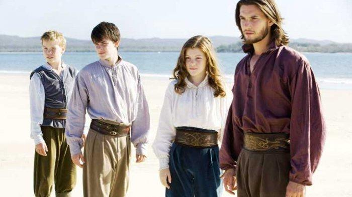 Intip Sinopsis The Chronicles of Narnia The Voyage of the Dawn Treader GTV Malam Ini Jam 21.30 WIB