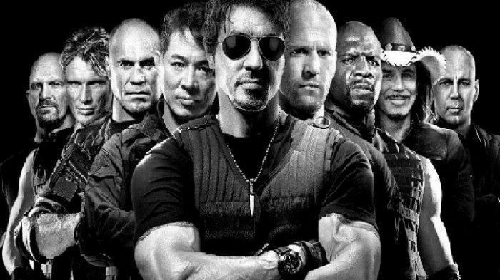 Sinopsis The Expendables 3 Bioskop Trans TV Pukul 21.30 WIB Kelompok Jagoan Cegah Kiriman Bom