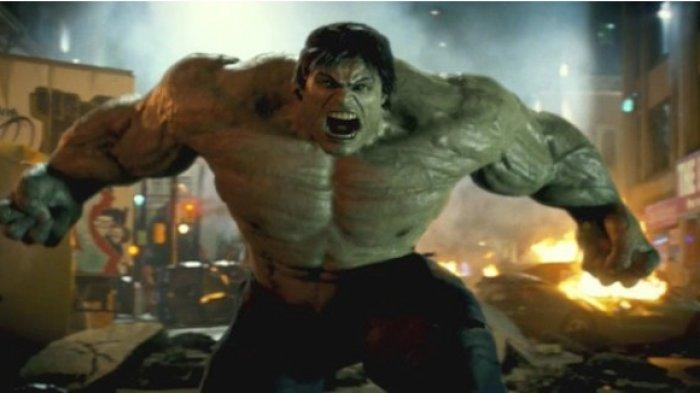 Sinopsis Hulk Big Movies GTV Pukul 22.00 WIB Mahluk Hijau Dari Radiasi Gamma