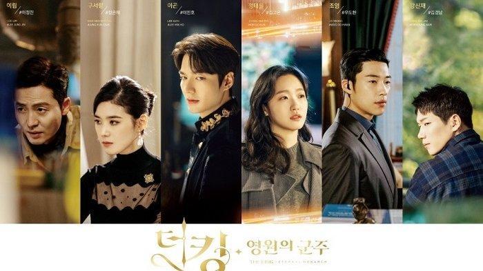 The King: Eternal : Lee Min Ho Mengaku Deg-Degan Bintangi Drama Korea Ini