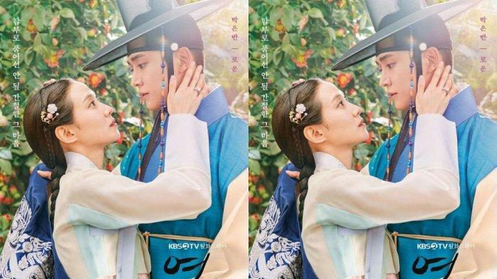 Sinopsis Drakor The King's Affection, Park Eun Bin Jadi Putra Mahkota Ro Woon Jatuh Cinta