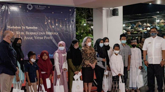 The Wujil Resort & Conventions Gelar Buka Puasa Bersama dan Santuni Anak Yatim Piatu