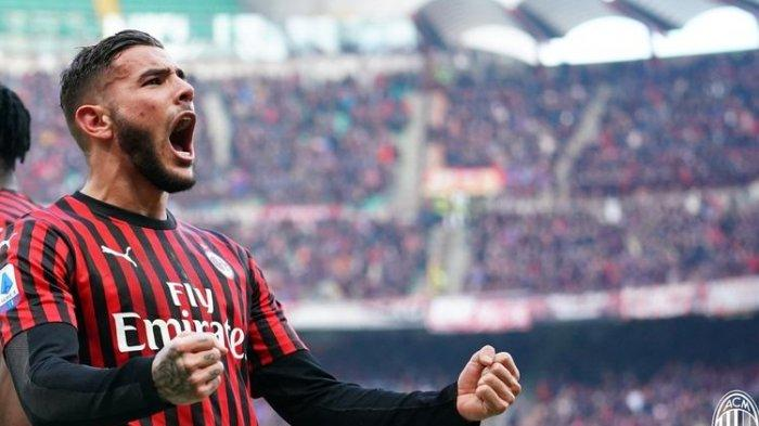 AC Milan Boyong Pemain Bek Sayap Kiri, Kode Theo Hernandez Hengkang dari San Siro