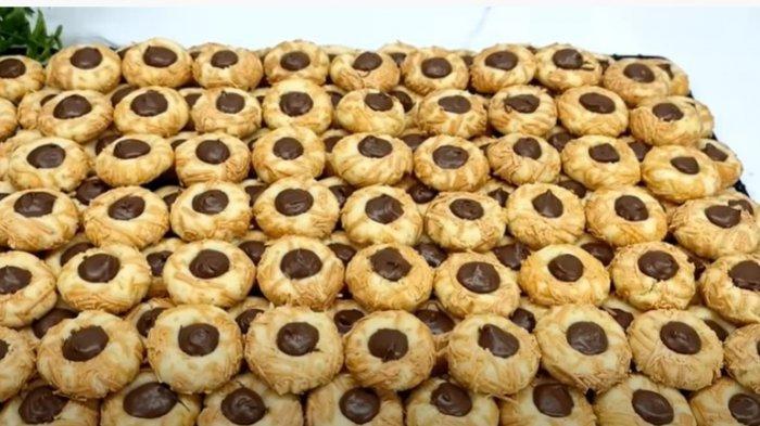 Resep Thumbprint Cookies Kue Kering Cocok untuk Lebaran