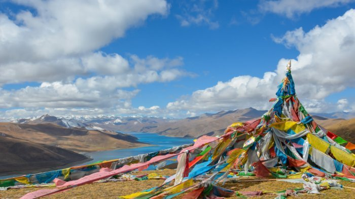 Ilmuwan Temukan Virus Berusia 15.000 Tahun di Dataran Tinggi Tibet