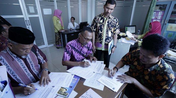 Tiga Kandidat Sekda Boyolali Jalani Uji Kesehatan