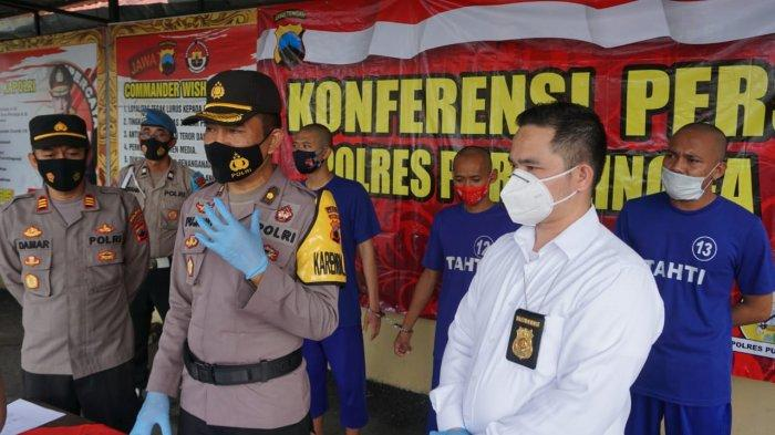 Mbak Wiwit Purbalingga Babak Belur Dihajar 6 Pemuda Lantaran Tolak Pesta Miras, 3 Pelaku Buron