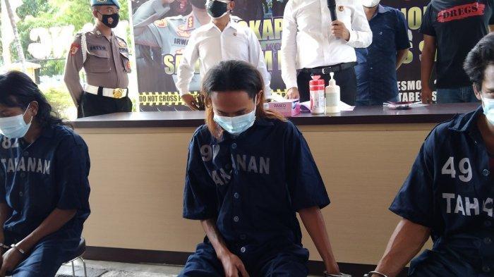 3 Tukang Rongsok di Semarang Ditangkap Polisi Gara-gara Curi Onderdil Bekas di Bengkel Truk