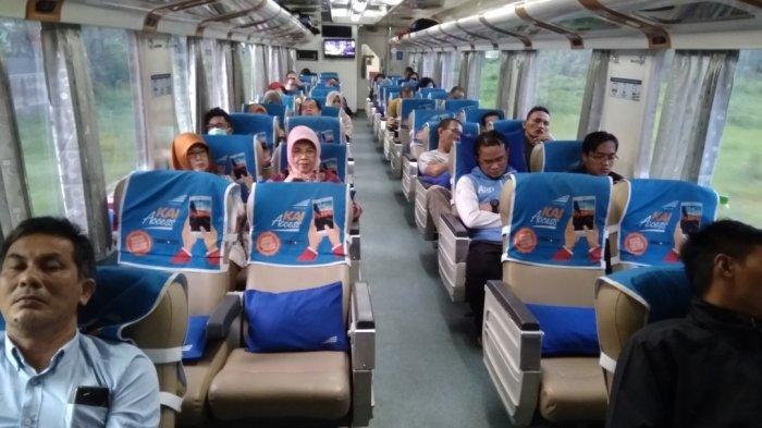 Hotline Jateng : Apakah Kereta Semarang-Yogya Masih Beroperasi