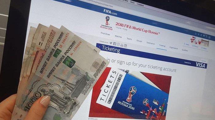 Ini 11 Negara Pembeli Tiket Nonton Langsung Piala Dunia FIFA 2018 Rusia Terbanyak