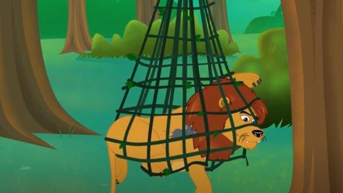 Tikus membantu Singa