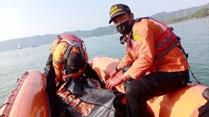 Seorang Pemuda Tenggelam Pantai Teluk Penyu Cilacap, Ditemukan pada Kedalaman 6 Meter