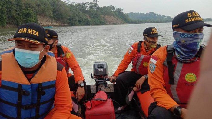 Pencari Keong Tenggelam di Sungai Ciawitali Cilacap, Pencarian Terkendala Luasnya Area